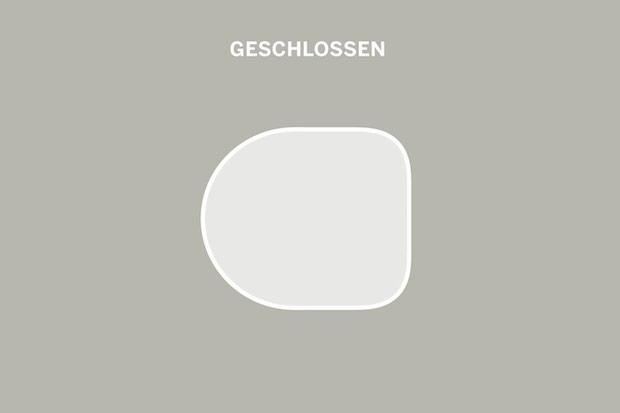 Digitale Olive 3495 - Schlossfarbik Heusser - Drehknopf - Digital